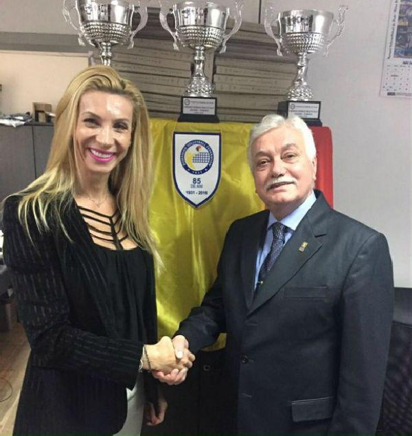 cristina Pirv Gheorghe visan volei