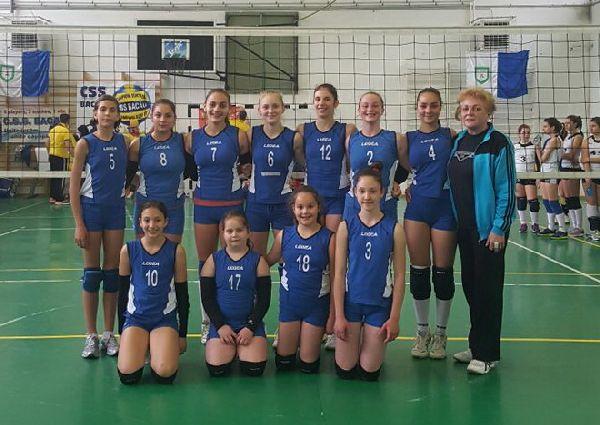 LPS Cluj volei sperante feminin