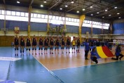 romania volei feminin nationala liga europeana