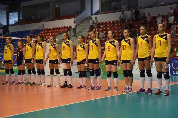 volei feminin nationala echipa liga europeana