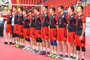 romania under 20 volei masculin