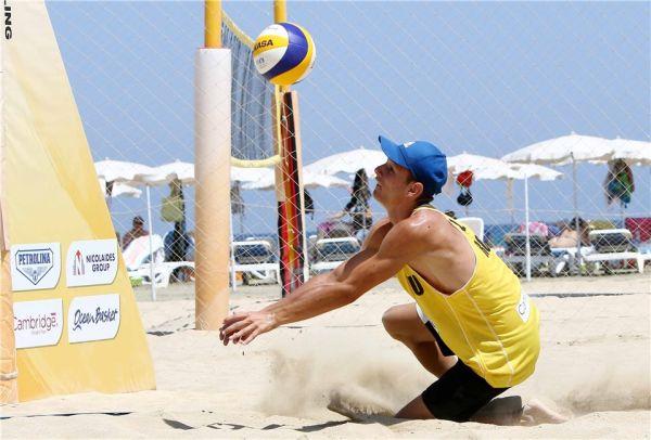 cristian pantea volei pe plaja