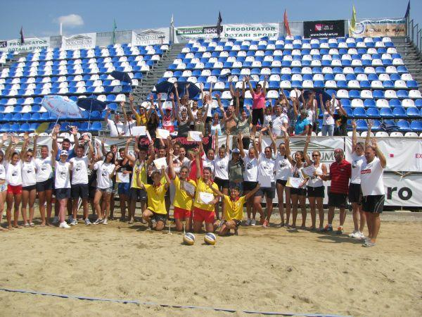 sperante medaliati volei campionat national