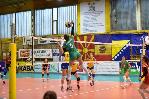 junioare volei romania bulgaria 2