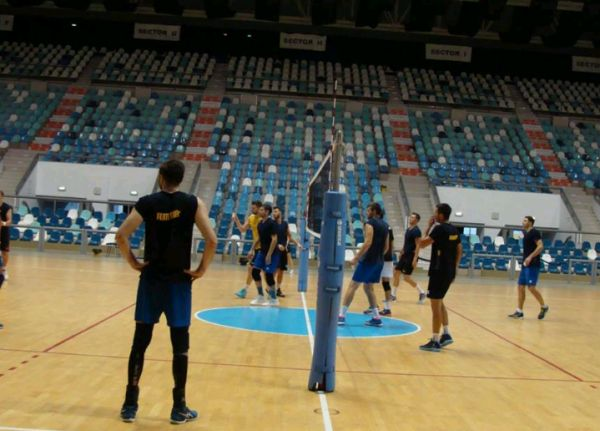 nationala volei masculin romania europene