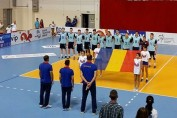 volei juniori romania nationala balcaniada
