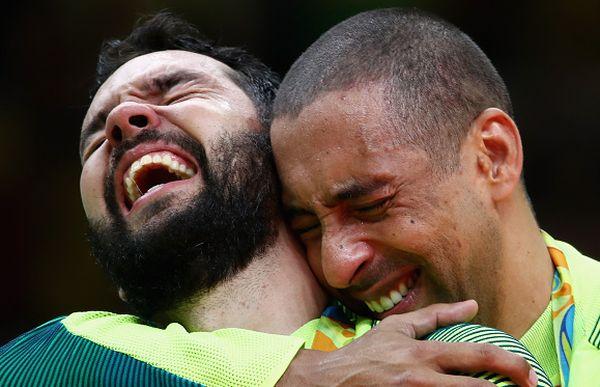 sergio lacrimi aur olimpic libero