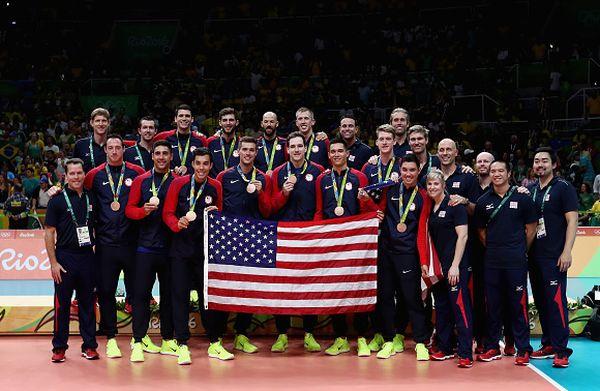 sua bronz jocuri olimpice volei