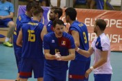 romania volei masculin nationala calificari europene
