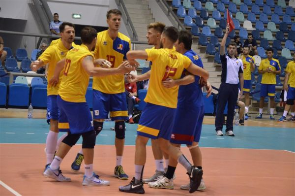 romania macedonia volei masculin