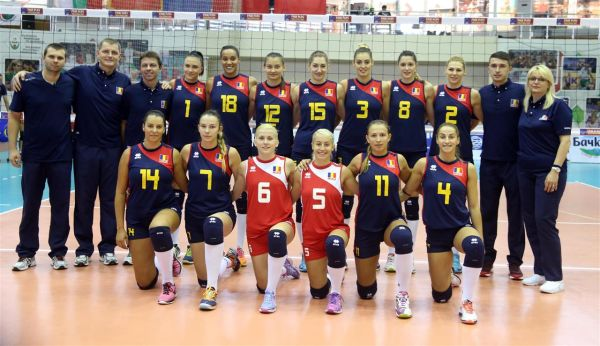 romania nationala volei feminin stiri