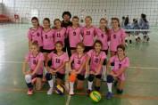 minivolei CSS Sibiu volei echipa