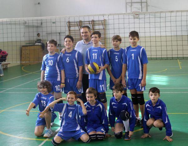 Echipa de minivolei a CTF Mihai I