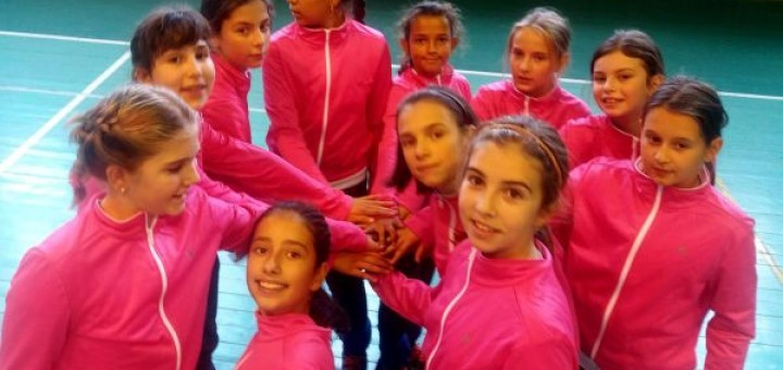 power volleyball baiamare minivolei