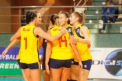 romania volei feminin nationala