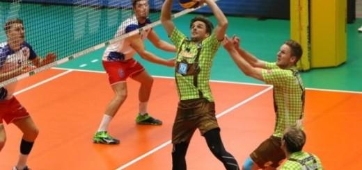 TVS Herrsching tricouri volei masculin