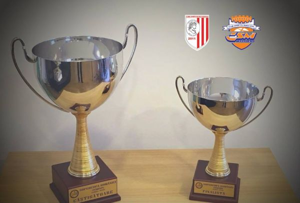 trofee supercupa romaniei volei feminin