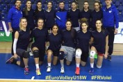 nationala volei cadete romania echipa