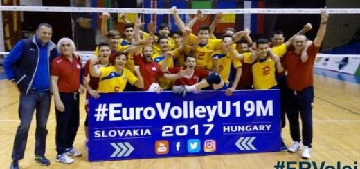 campionat european under 19 romania nationala
