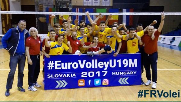 campionat european under 19 romania nationala