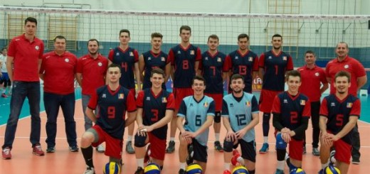 nationala juniori volei preliminarii mondial
