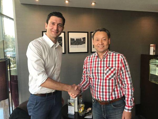 Ferhat Akbaş antrenor japonia volei