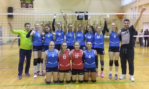 ctf mihai volei feminin play-off divizia a2