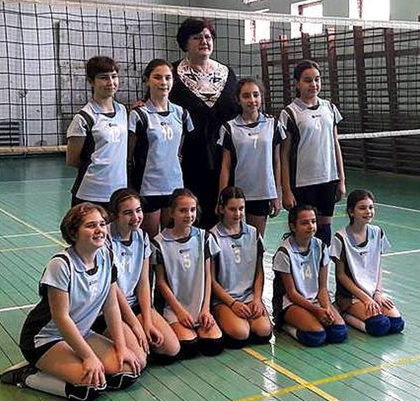 minivolei power volleyball baia mare