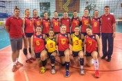 echipa nationala volei under 18 romania