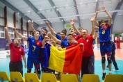 romania nationala under 19 volei
