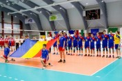 romania nationala volei under 19