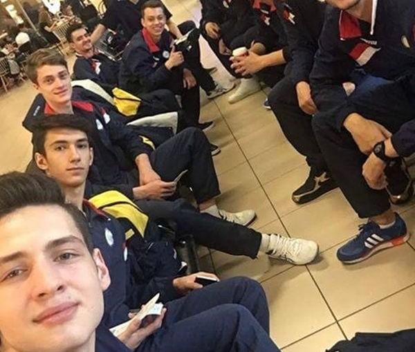 volei nationala under 19 cadeti romania volei
