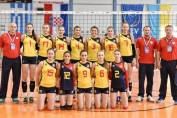 nationala under 16 romania volei