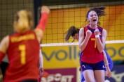 romania campionat european volei bucurie