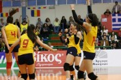 nationala romania under 16 calificare campionat european