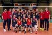 under 18 romania volei feminin echipa