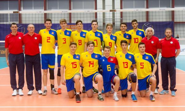 romania under 19 nationala europene