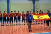 spania under 17 volei masculin