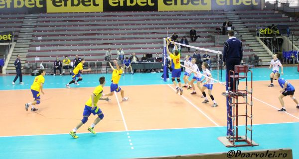 tudor constantinescu volei nationala under 17 setter