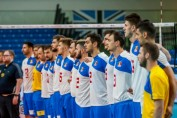 romania volei seniori echipa nationala