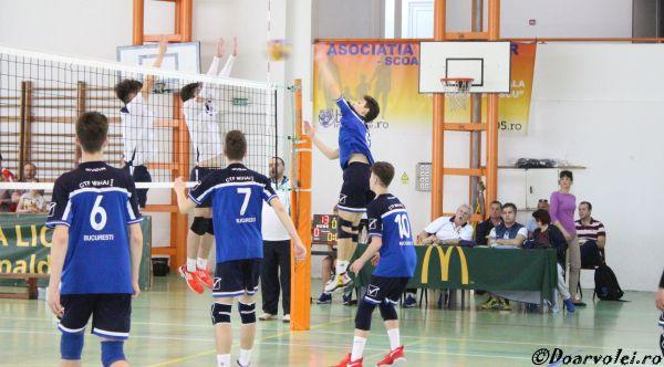 tudor constantinescu volei ctf mihai I volleyball