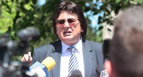 Primarul Timisoarei, Nicolae Robu, un pasionat de fotbal, nu de sport