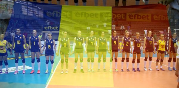 romania nationala volei feminin