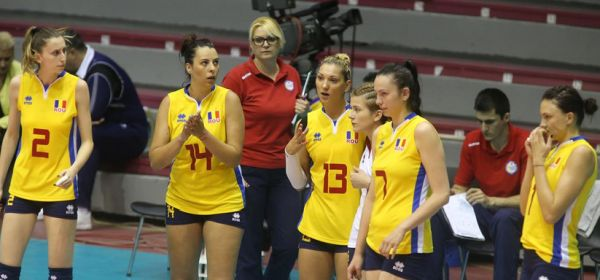 romania volei nationala feminina