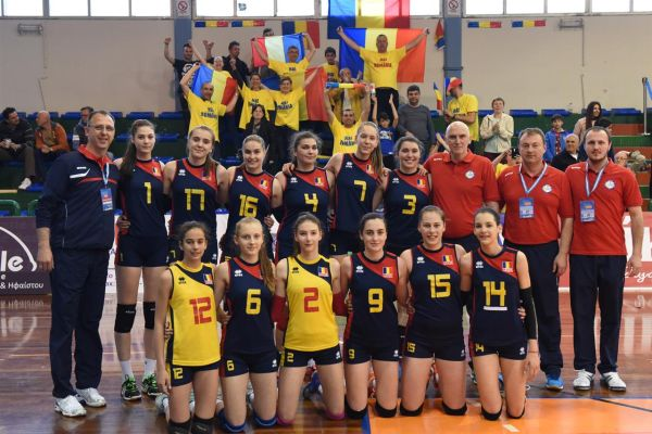 nationala under 16volei feminin sperante
