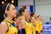 romania volei under 16 nationala
