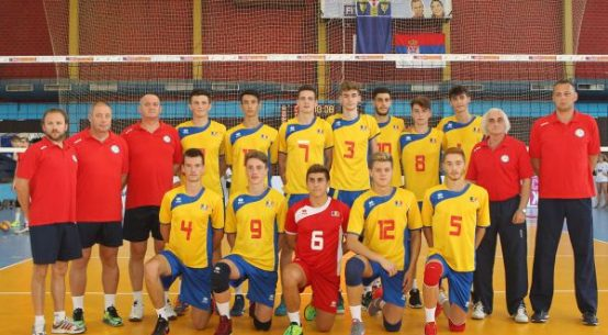 nationala volei under 19 masculin