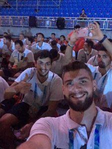 romania unversiada echipa delegatie volei