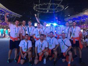 romania nationala echipa universiada