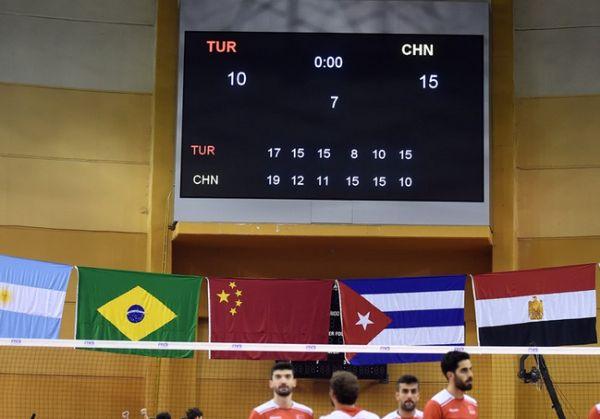 turcia china under 23 scor